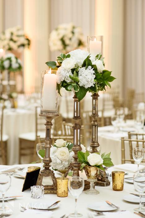 luxury wedding photo chicago field museum