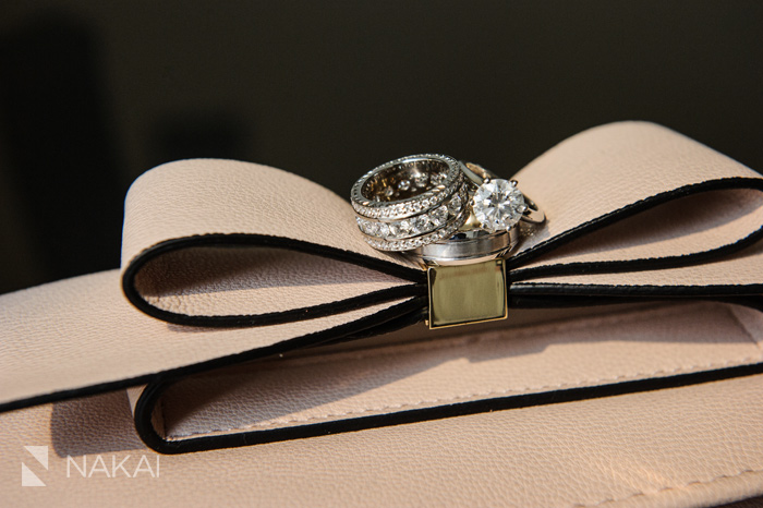 chicago luxury wedding detail photo