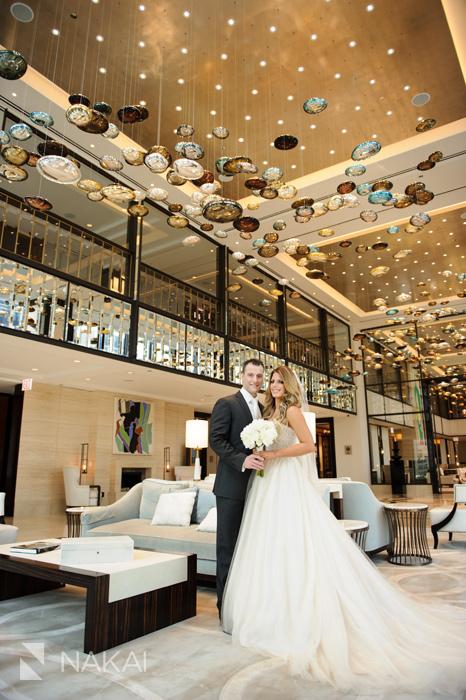 langham chicago wedding photographer photos