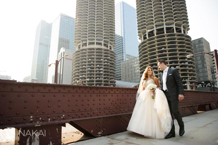 beautiful chicago wedding photos