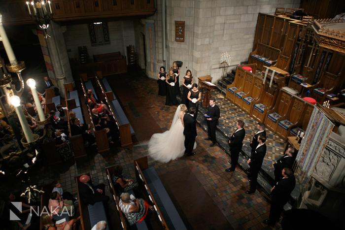 fourth presbyterian chicago wedding photographer