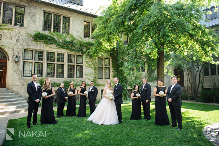fourth presbyterian chicago wedding pictures