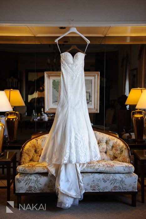wedding dress photo chicago luxury photographer