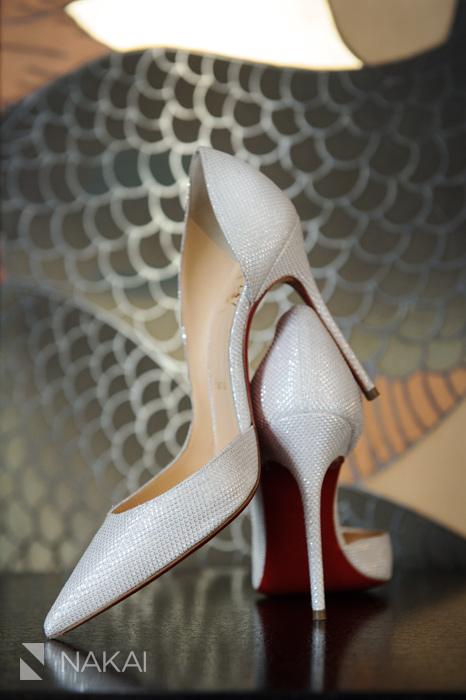 wedding shoes photo chicago luxury photographer