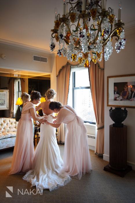 drake hotel wedding photo chicago luxury photographer