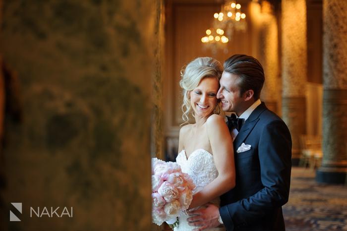 drake hotel wedding photographer photo