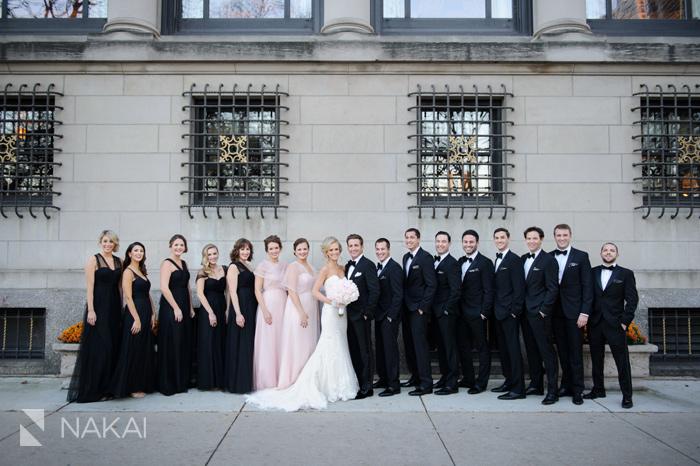 chicago drake hotel wedding photos