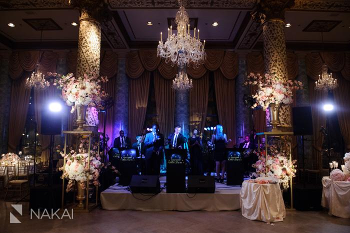 chicago drake hotel wedding picture