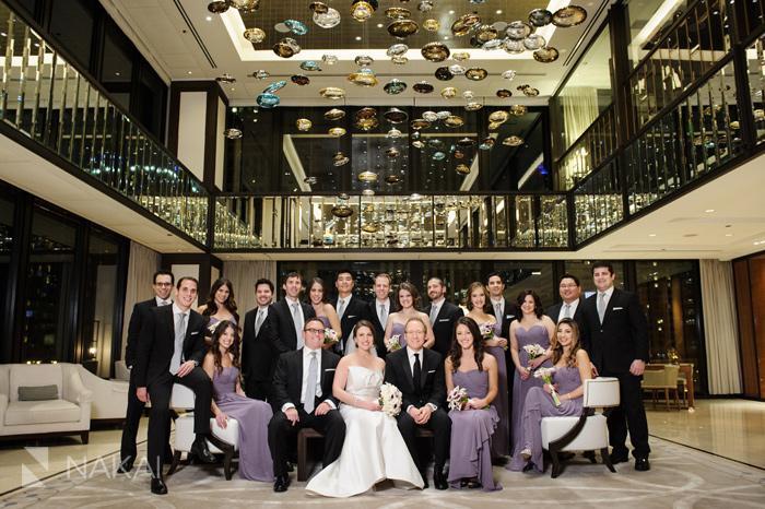 langham chicago wedding photographer