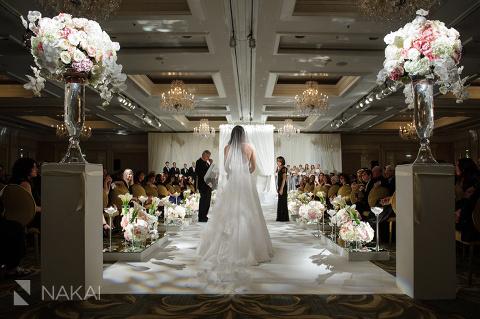 chicago luxury wedding photographer four seasons