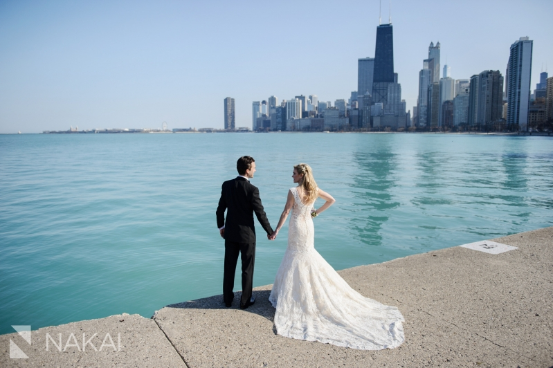 Protected Langham Chicago Luxury Wedding Photography