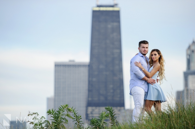 best chicago photography spots engagement photos
