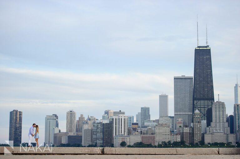 best chicago photo spots engagement pictures