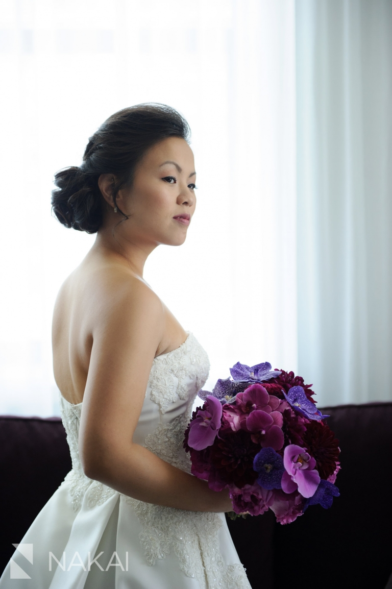 londonhouse wedding photo chicago bride