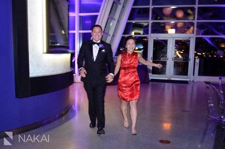 adler planetarium wedding reception pictures