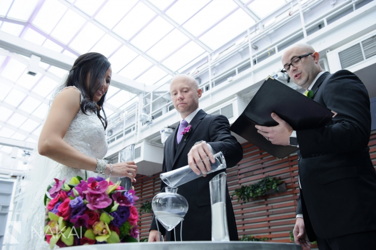the wit hotel wedding ceremony photo