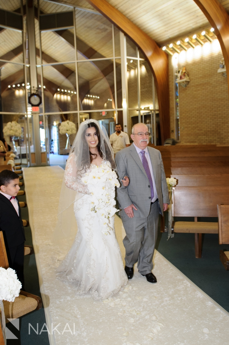 assyrian orthodox wedding ceremony chicago photos