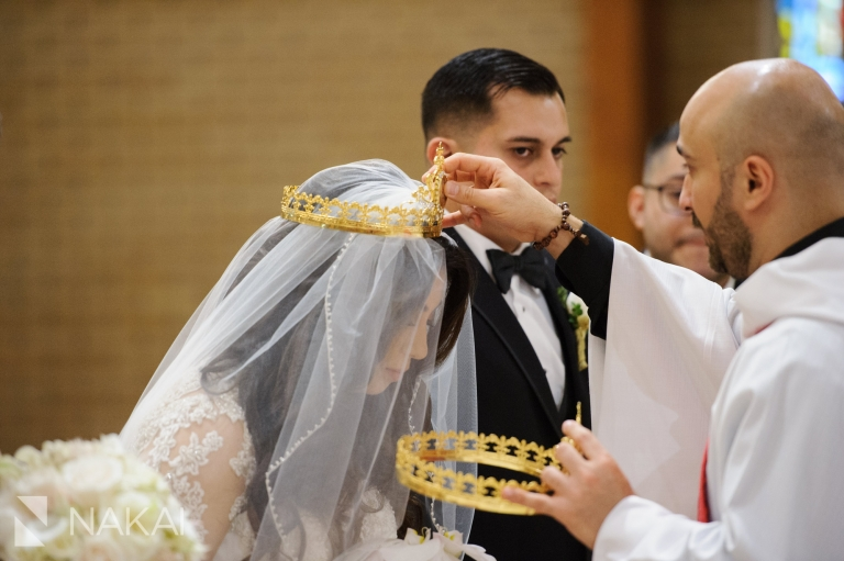 assyrian orthodox wedding ceremony chicago photographer