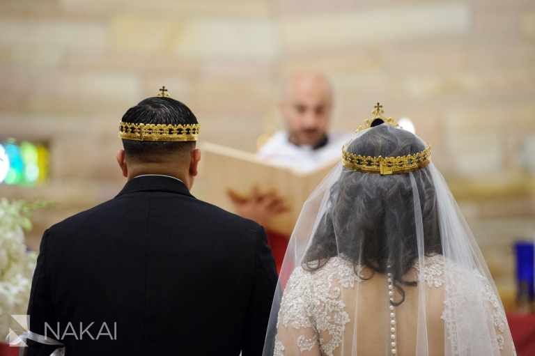 assyrian orthodox wedding ceremony chicago pictures