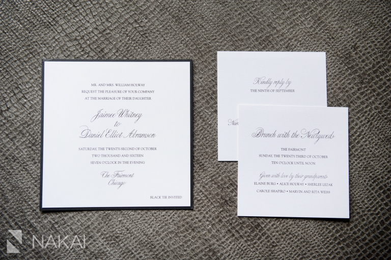 wedding details invitation