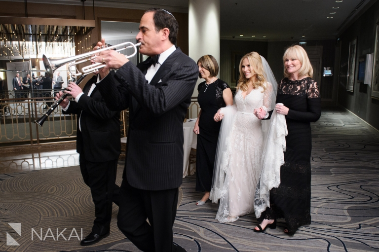 jewish wedding ceremony tish bedeken chicago photo