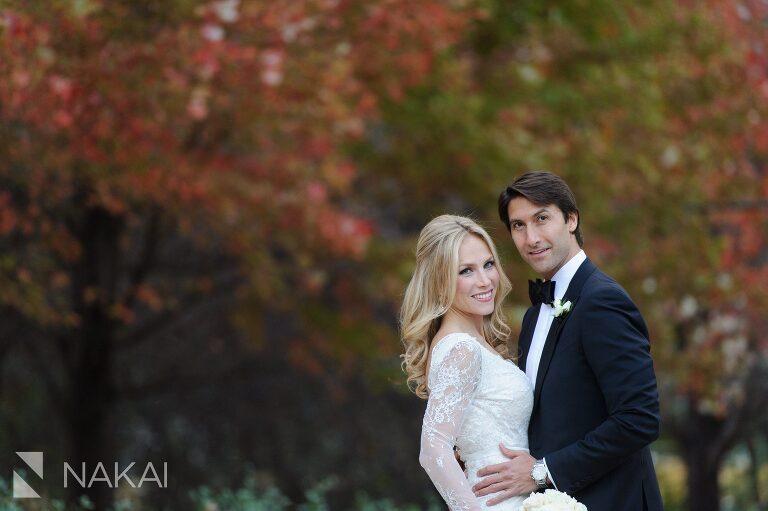 best millennium park wedding picture