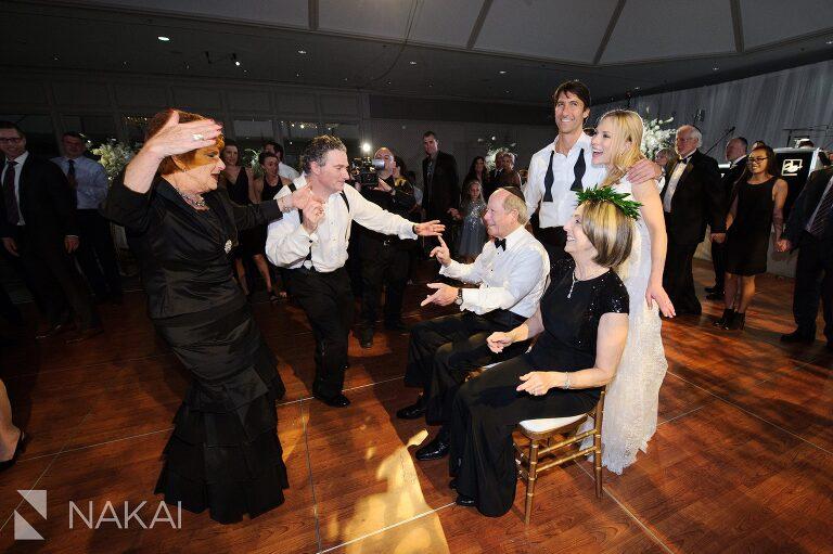 jewish wedding reception dance chicago fairmont