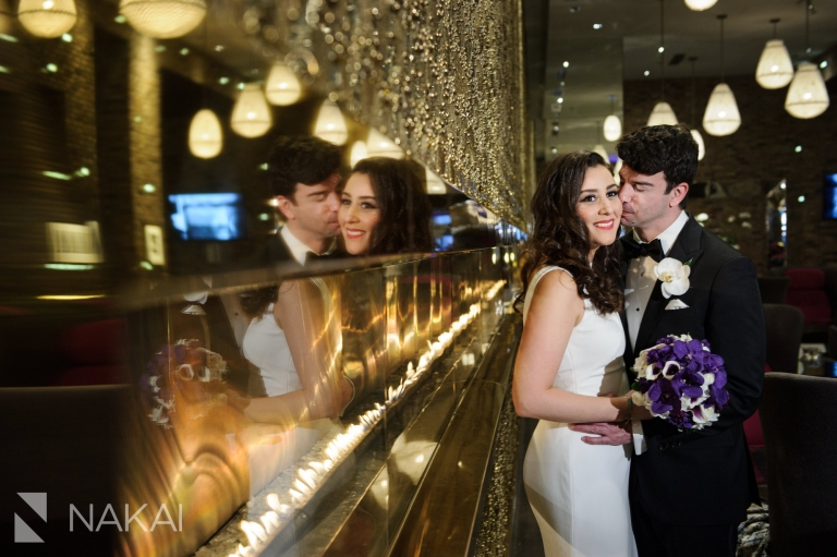 chicago radisson blu wedding photo