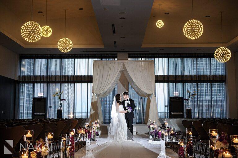 radisson blu wedding photographer chicago