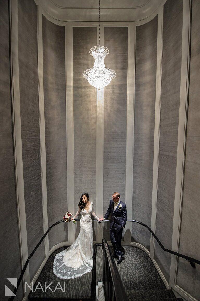 waldorf chicago wedding photographer luxury photo nye