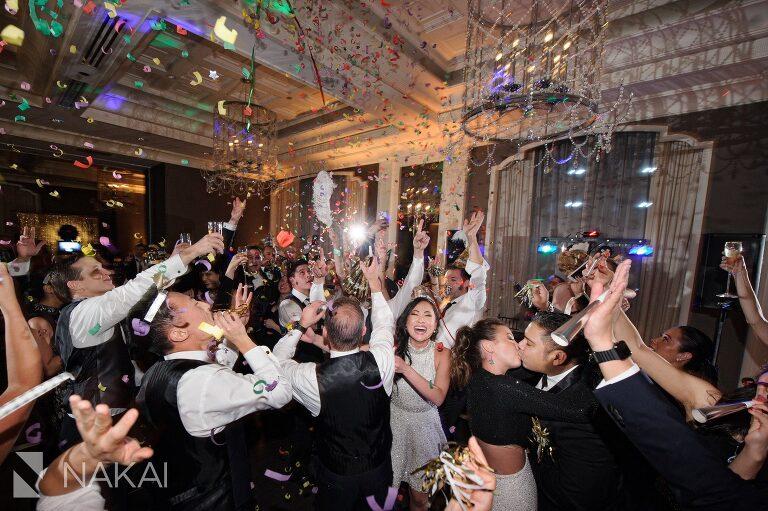 nye waldorf chicago wedding photo luxury photographer