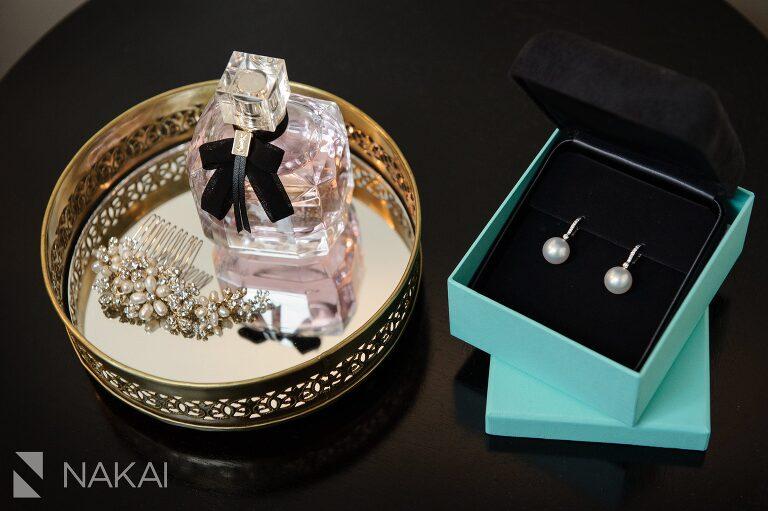 waldorf astoria chicago wedding photo details jewelry