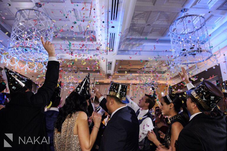 new years eve wedding photo waldorf astoria photographer