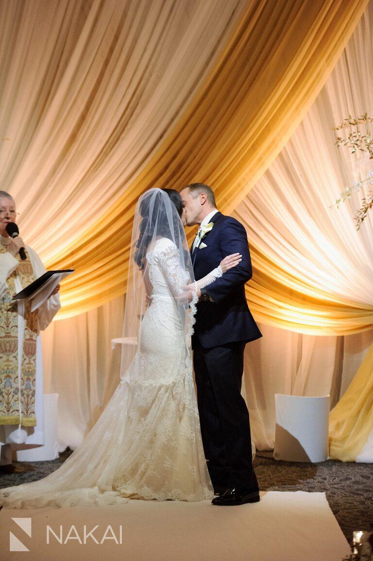 chicago waldorf wedding ceremony photographer