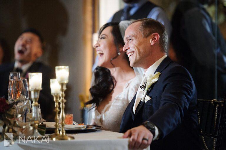 chicago waldorf wedding reception photographer