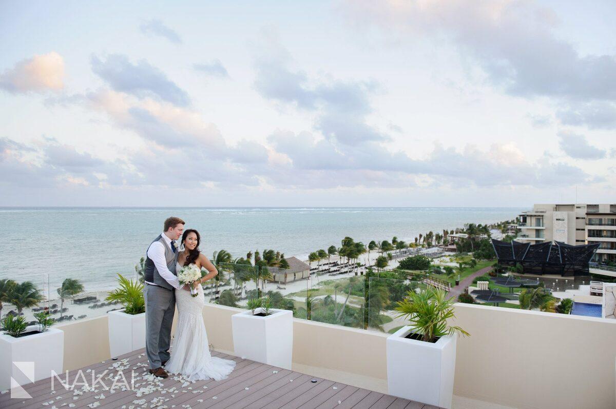 cancun destination wedding photos at the royalton riviera