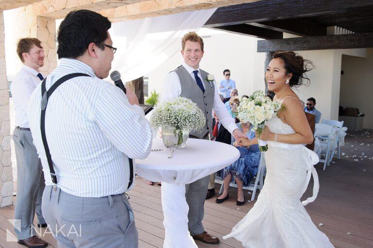 royalton riviera wedding ceremony photo sky terrace