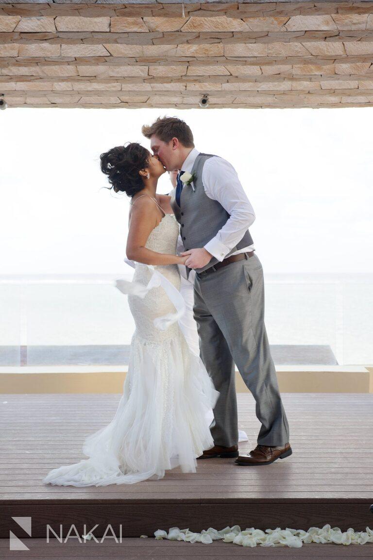 royalton riviera wedding ceremony photographer sky terrace