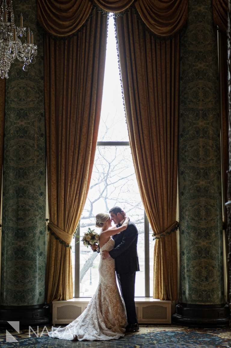 chicago drake hotel wedding photographer best venue