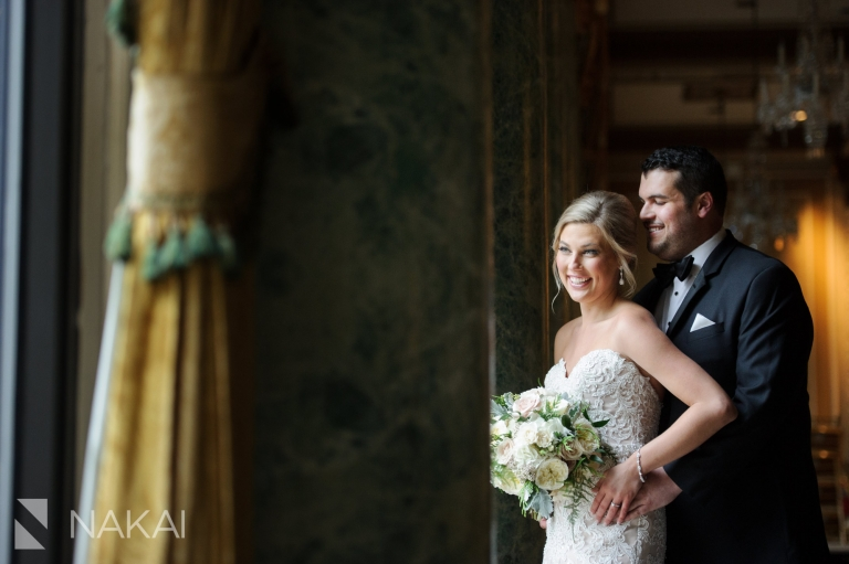 chicago drake hotel wedding photos best venue