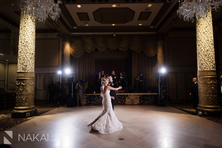gold coast ballroom drake hotel wedding photos best venue