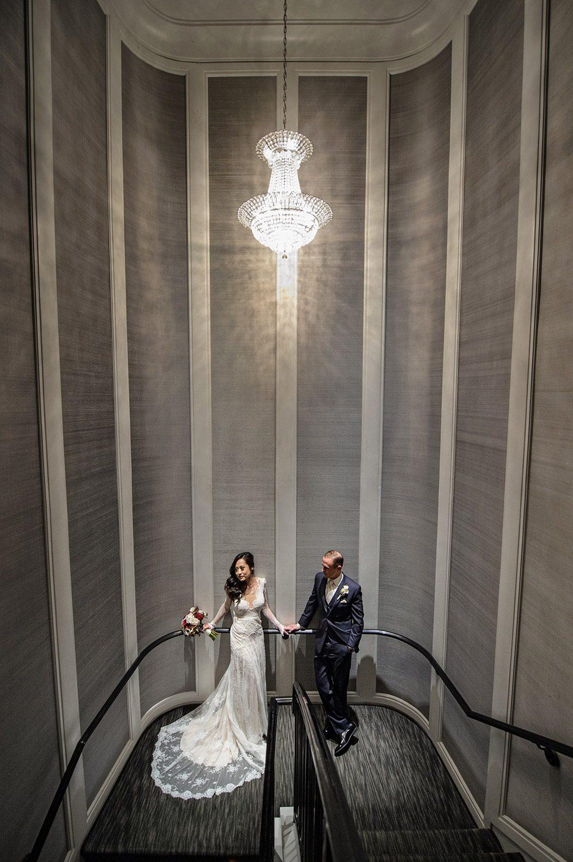 top chicago wedding photos waldorf bride