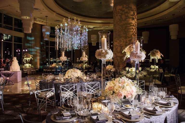 chicago luxury wedding photographer details trump hotel