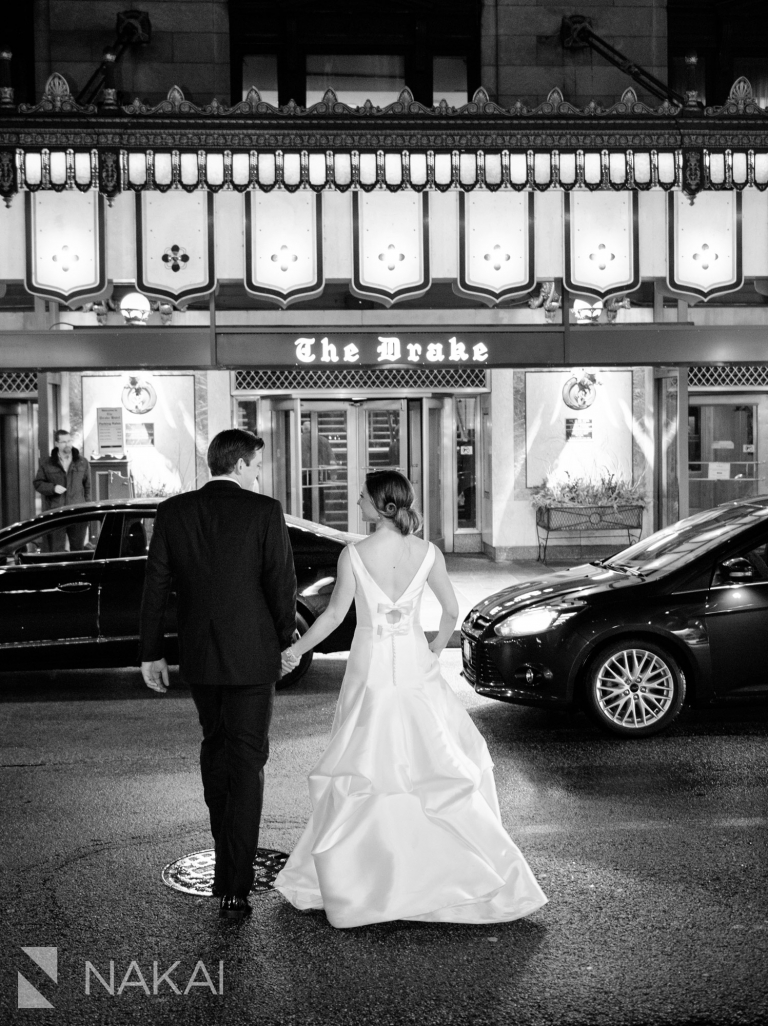 drake hotel chicago wedding pictures luxury bride groom