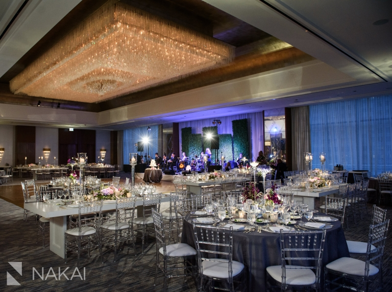 ritz Carlton Chicago wedding pictures remodeled renovation lobby