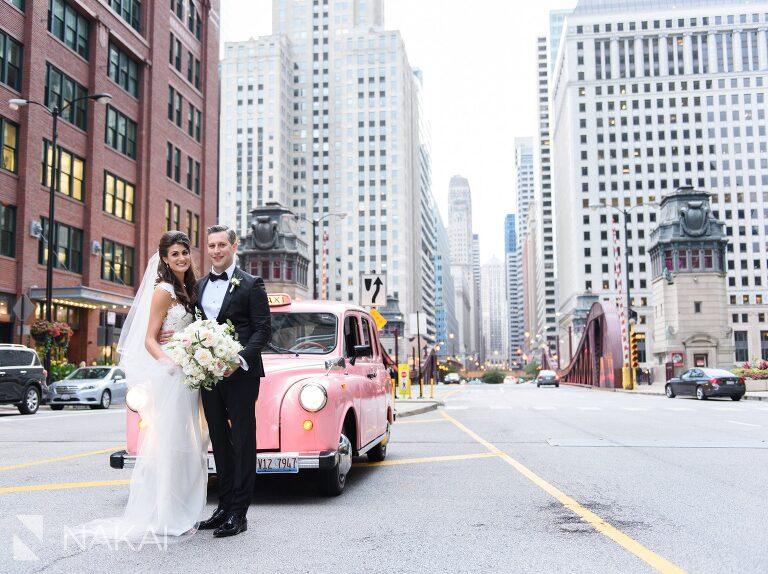 Langham Chicago Wedding Reception Photos