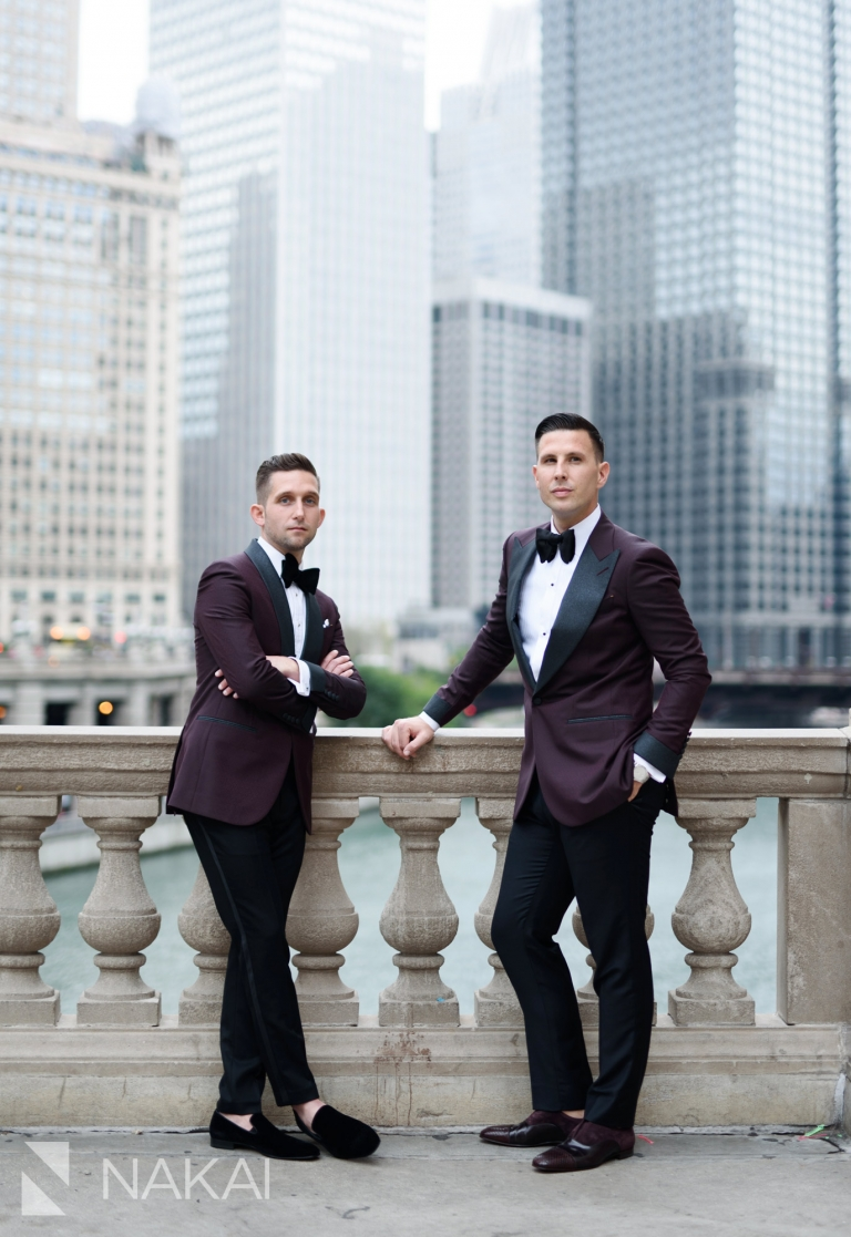 Chicago gay wedding photographer