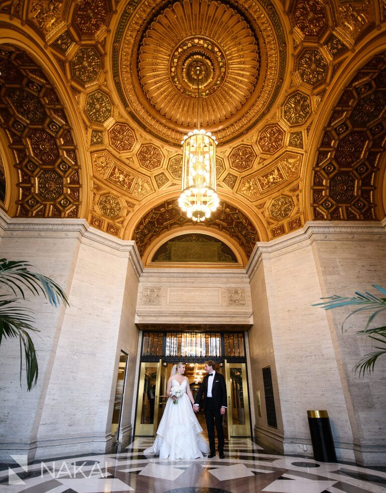 Chicago LondonHouse wedding picture