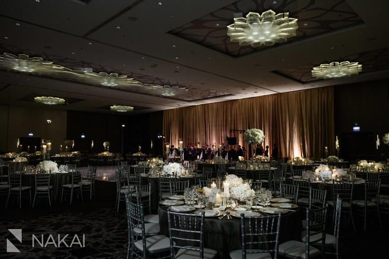 Loews Chicago downtown wedding photographer luxury hotel
