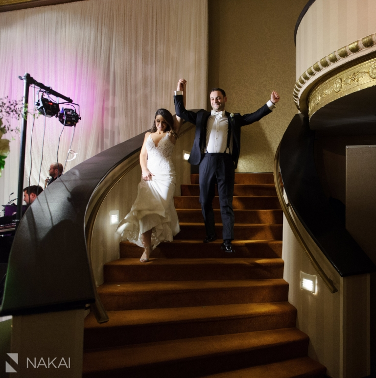 Wedding Day Full Of Surprises When Groom Is Handcuffed: Chicago Wedding Photographer - Kenny Nakai